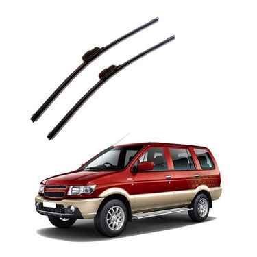 Autofurnish Frameless Wiper Blades for Chevrolet Tavera (D)22