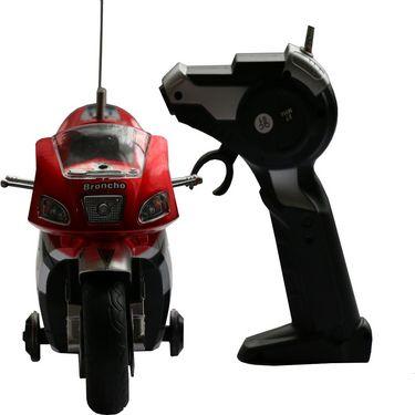Remote Control Sports Bike with Flashing Sound & Light