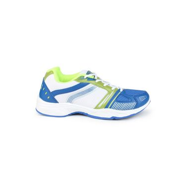 Columbus Mesh Sports Shoes Columbus Tab-124 -Blue & Green