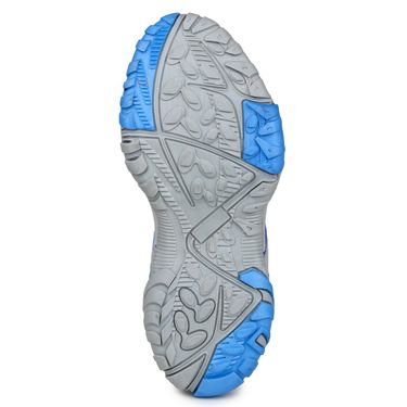 Columbus PU Grey & Blue Floater -S-101