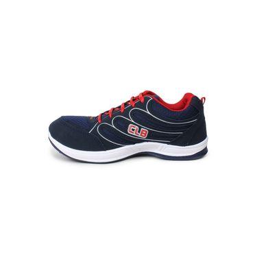 Columbus Blue & Red Sports Shoe C68