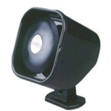 Combo of Car Safety Reverse SIREN Horn + Car/Home FRESHNER
