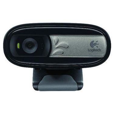 Logitech C170 Webcam - Black