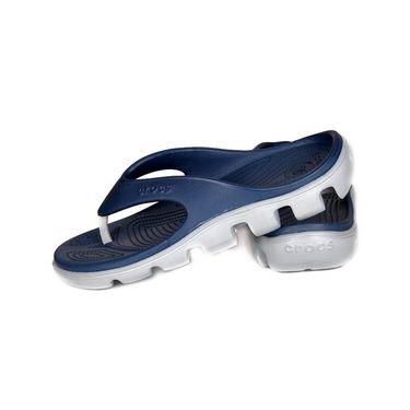Crocs Blue Flip Flops - oc07