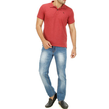 Stylox Regular Fit Casual Jeans For Men_Dn6003 - Light Blue
