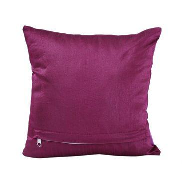 Dekor World Leaf Pattern Cushions Cover (Pack of 5)-DWCC-12-137-5