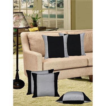 Set of 5 Dekor World Design Cushion Cover-DWCC-12-74