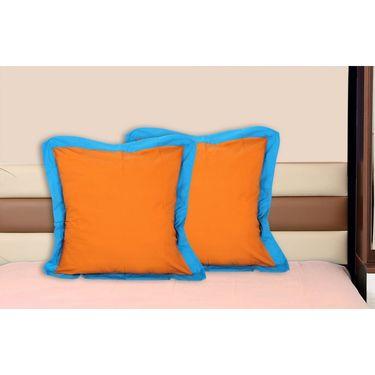 Set of 2 Dekor World Cotton Big Cushion Cover-DWCC-24-087