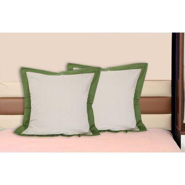 Set of 2 Dekor World Cotton Big Cushion Cover-DWCC-24-088