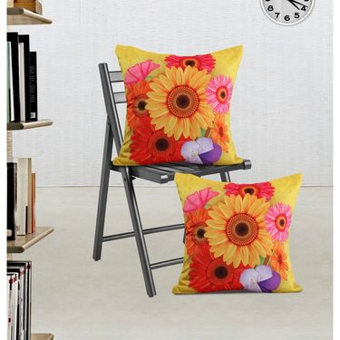 Set of 2 Dekor world Digital Cushion Cover-DWCC-24-098