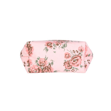 Be For Bag Canvas Cosmetic Pouch Pink -Davina
