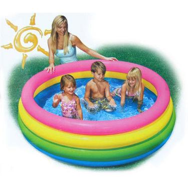 Inflatable 3 Feet Swimming Pool