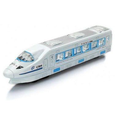 Universal Walking EMU Train With Light Sound For Kids