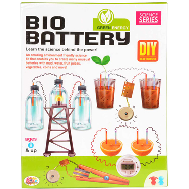Bio Battery DIY Kit for Science Project