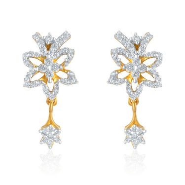 Mahi Gold Plated Artificial Earrings_Er1193629g