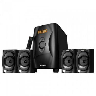 Envent 45W 4.1 with Lyra Hometheatre Speaker- Black