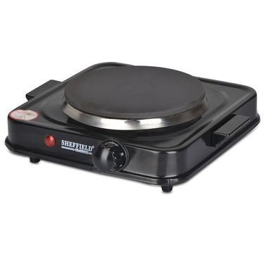 Electric Cooking Stove with Cookware Set