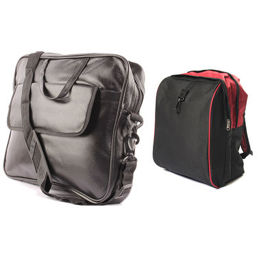 Fidato Laptop Bag + Fidato Backpack
