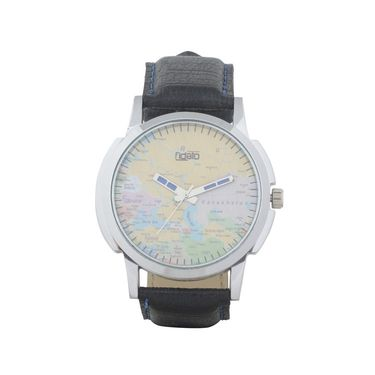 Fidato Round Dial Analog Watch_fdmw43 - Multicolor