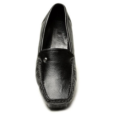 Foot n Style Appealing Loafers - Black