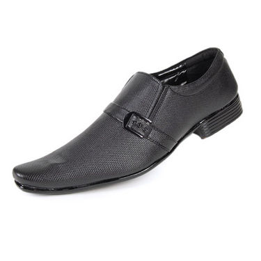 Foot n Style Exclusive Slip on Shoes - Black