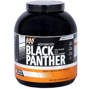 GXN Advance Black Panther 5 Lb (2.26kgs) Chocolate Flavor
