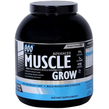 GXN Advance Muscle Grow 6 Lb (2.27kgs) Chocolate Flavor