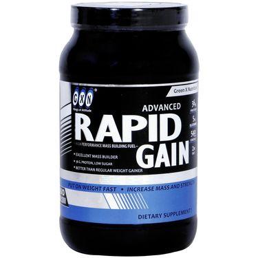 GXN Advance Rapid Gain 2 Lb (907grms) Vanilla Flavor