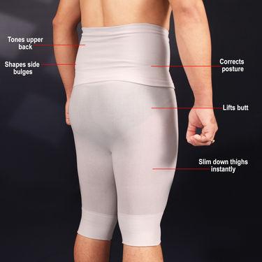 Get In Shape Slimming Belt n Thigh Shaper for Men