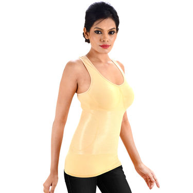 Get In Shape Women's Body Shaping Camisole - Pack of 2