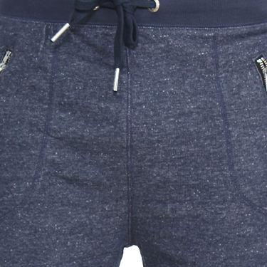 Branded Slim Fit Cotton Trackpant For Men_H&MB - Blue