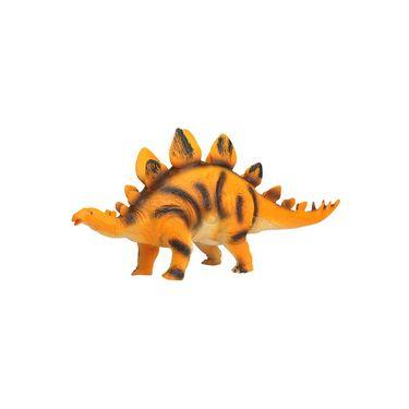 Stegosaurus Dinosaur With Real Sound Big Size - Multicolor