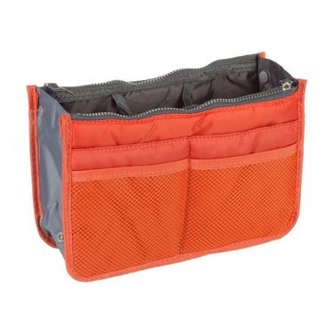 Branded Nylon Travel Organizer Ho_Orange