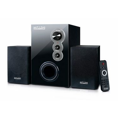 Mitashi 2.1 Ch HT 25 FUR Multimedia Speaker
