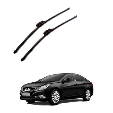 Autofurnish Frameless Wiper Blades for Hyundai Sonata (D)22