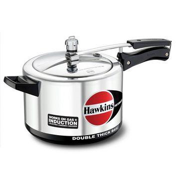 Hawkins Hevibase 5 ltr H56 Induction model Aluminium Pressure Cooker