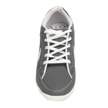 Canvas Gray Casual Shoes -bn14