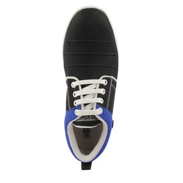 Canvas Black Casual Shoes -bn9