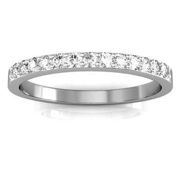 Avsar Real Gold & Swarovski Stone Priti Ring_I080wb