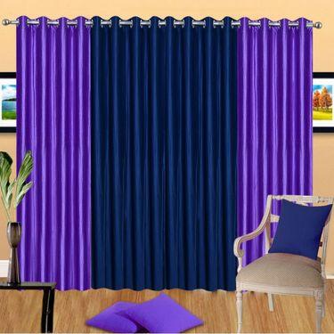 IWS Set of 4 Beautiful Door Curtain IWS-CT-1005