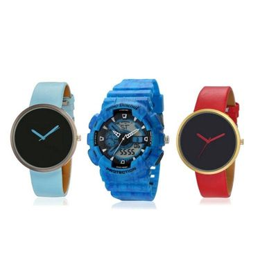 Pack of 3 Anno Dominii Unisex Watches_Ad106