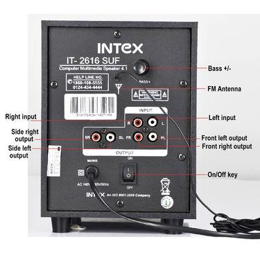 Intex 4.1 Home Theatre
