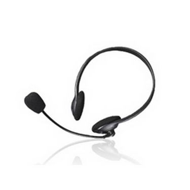 Intex Standard Headset - Black
