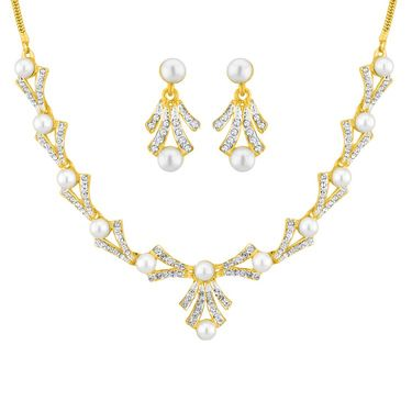 Jpearls Loretta Pearl Necklace Set - NE10628