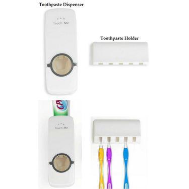 Kawachi Automatic Toothpaste Dispenser