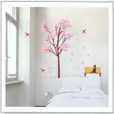 Combo Of 2 Home Decor Living Room Wall Decal-kaw-1