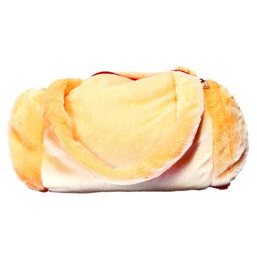 Kids Peach Stuff Bag - Hosiery Chenille 1003