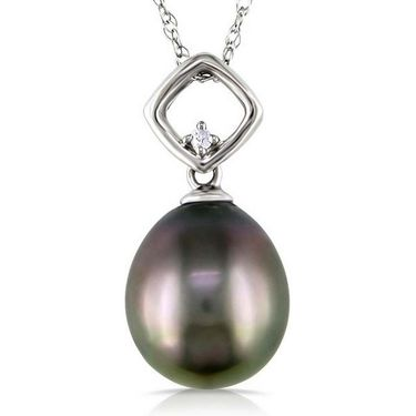 Kiara Swarovski Signity Sterling Silver Naina Pendant_Kip0480