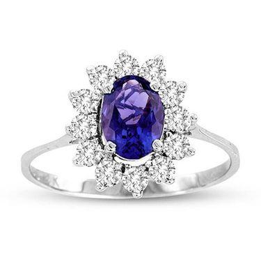 Kiara Swarovski Signity Sterling Silver Priya Ring_Kir0666 - Silver