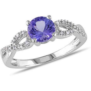 Kiara Swarovski Signity Sterling Silver Swapna Ring_Kir0724 - Silver